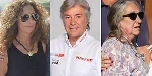 Lío con las viudas de Nieto: su ex es la heredera legal