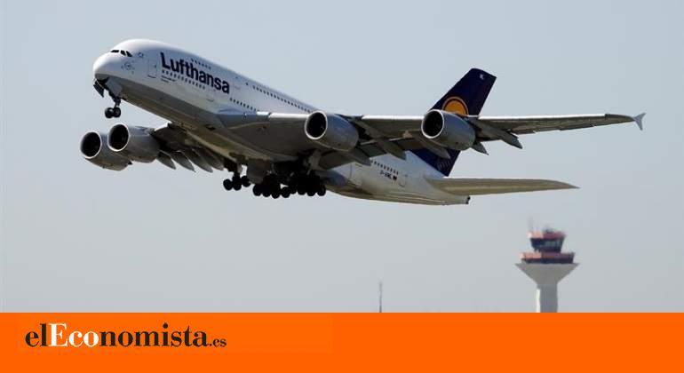 Lufthansa acepta el plan de rescate del gobierno alemán