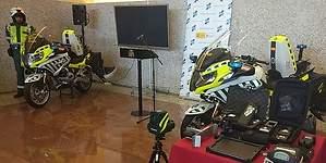 Así son las nuevas motos de la DGT con mini-radares para Semana Santa