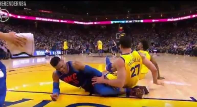Pachulia y la acción más sucia de la NBA
