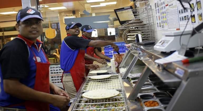 Domino's Pizza 'amasa' apertura de 500 unidades