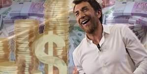 La fortuna de Pablo Motos, el más rico de la televisión