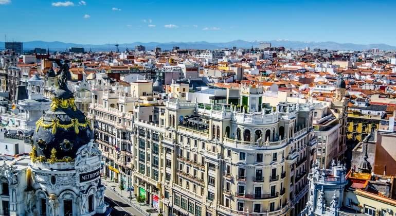 Las Mejores Terrazas Para Tocar El Cielo De Madrid