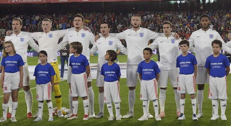 El informe de la UEFA salva a España tras la pitada al himno de Inglaterra  en el Benito Villamarín afd0fb771ca4f