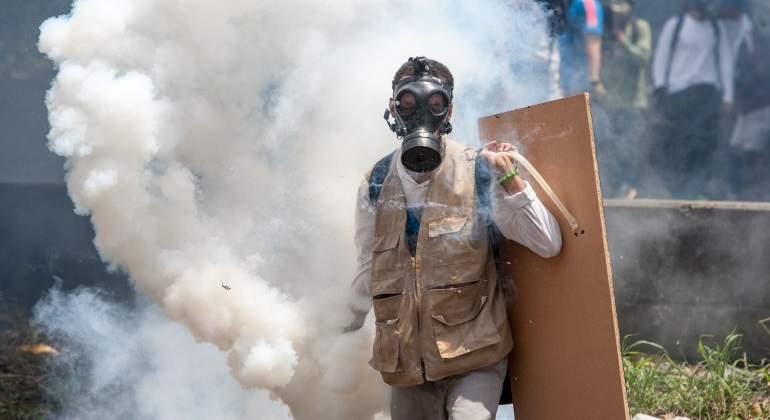 Resultado de imagen de Un militar venezolano muerto por una francotirador