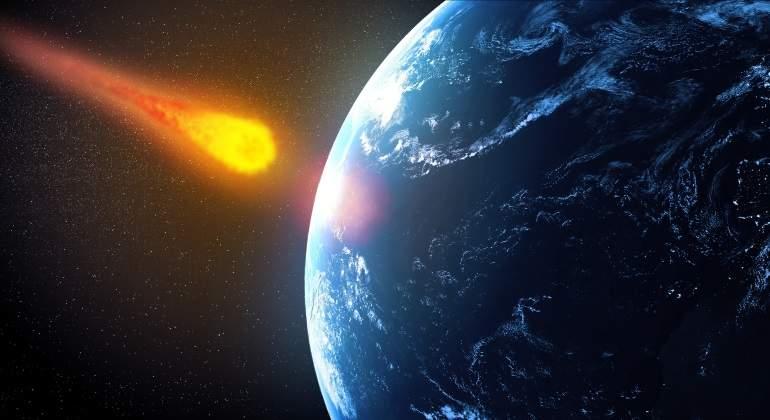 Resultado de imagen para asteroide, gif