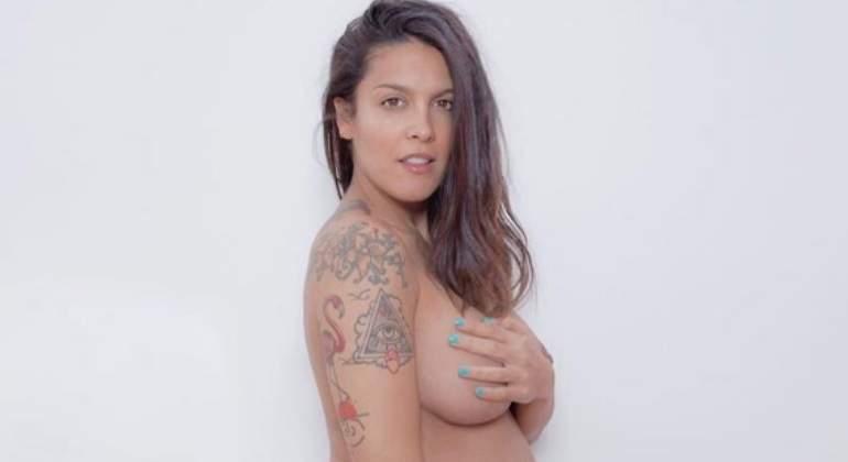 Lorena Castell Se Desnuda Para Celebrar La Recta Final De Su