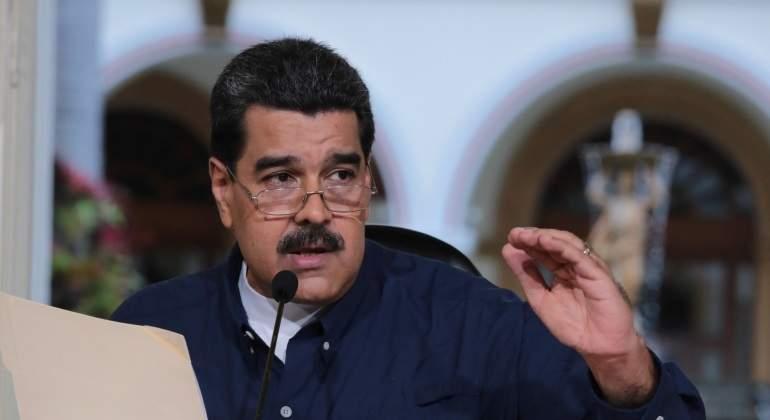 Maduro invita al pueblo a participar en elecciones del 15 de octubre