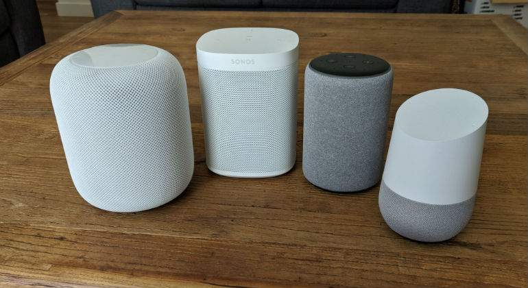 Black Friday de altavoces: comparativa entre Echo, Google, HomePod y Sonos