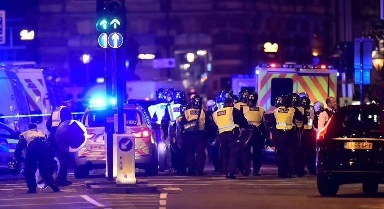 Resultado de imagen para terrorismo ha vuelto a azotar al Reino Unido