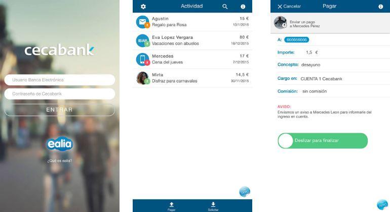 Ceca lanza el sistema de pagos por móvil con 13 entidades