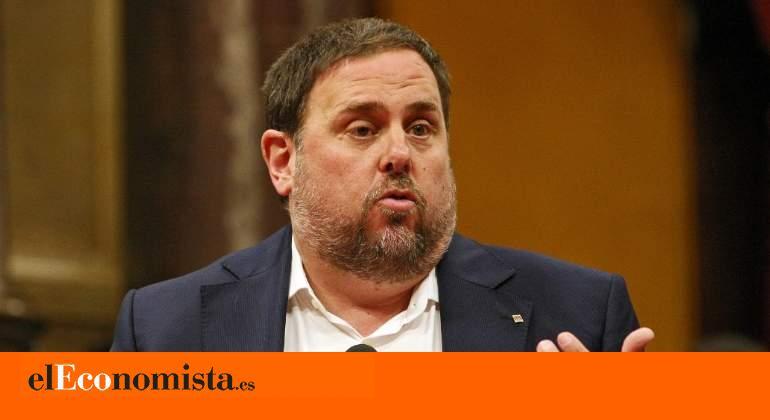 El Supremo rechaza suspender el acuerdo JEC que declaró la pérdida de condición de eurodiputado de Junqueras