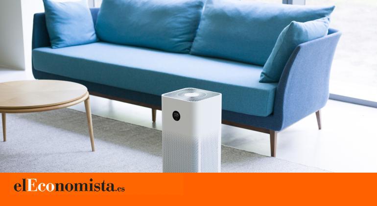 El nuevo purificador de aire de Xiaomi, eficiente en espacios de hasta 45 m2