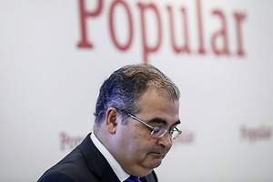 Santander pide 22 millones a Ron