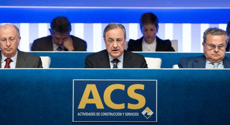 ACS analiza la viabilidad económica de una posible contraopa sobre Abertis