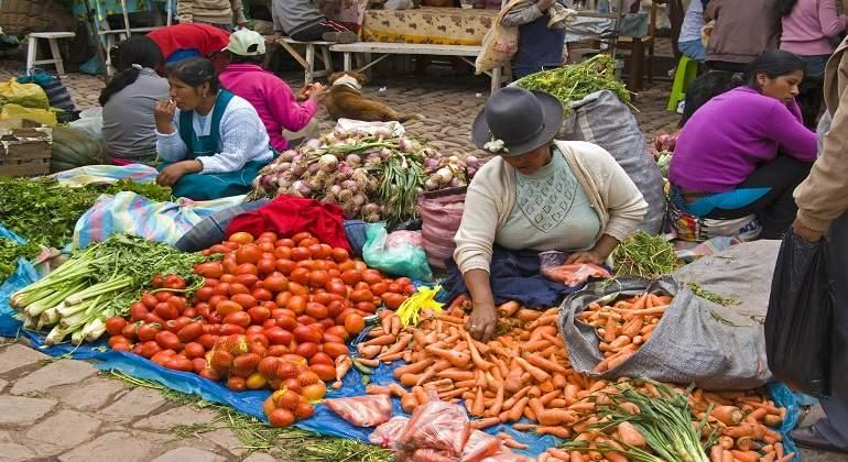 Resultado de imagen para trabajadores informales