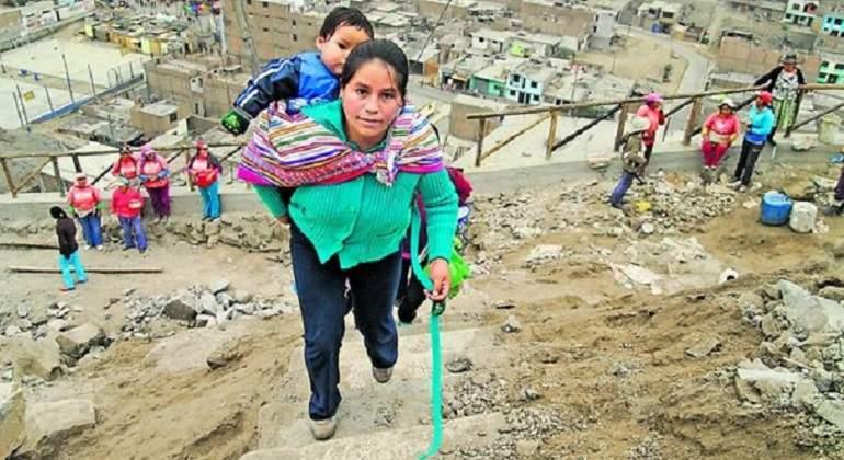 Pobreza en regiones del norte alcanzó al 29% de su población