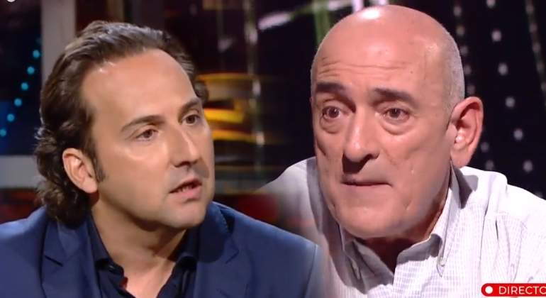 Fernando García habla a Íker Jiménez de la cinta de vídeo ...