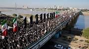 Una estampida provoca varios muertos en el funeral por el general iraní Soleimani