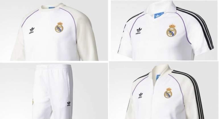 Filtran una equipación  retro  del Real Madrid que verá la luz en ... 640c20793073f