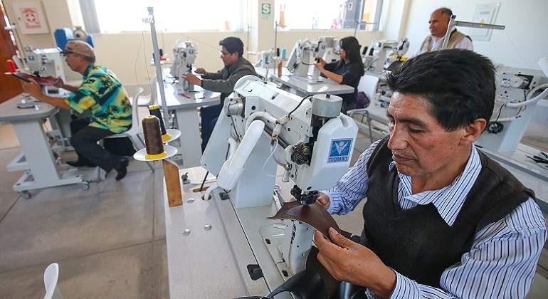 Empleo formal en sector privado creció 4.1% el 2019