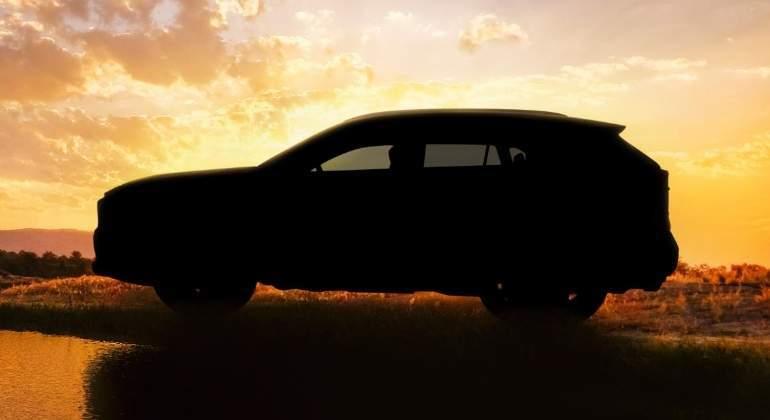 Toyota desvela la primera imagen del RAV4 2019: la quinta generación