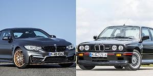 Un repaso a la historia del BMW M4 y sus versiones especiales
