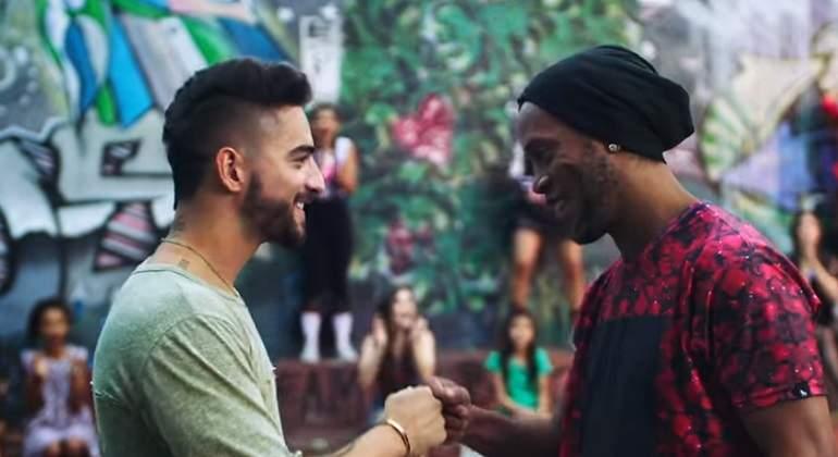 Maluma lanza su primer video