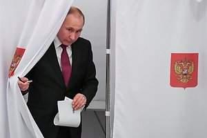 Putin consigue un nuevo sexenio