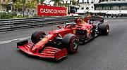 Carlos Sainz GP Monaco