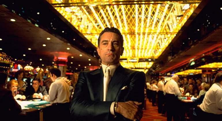 Robert DeNiro en 'Casino', el fin de una época.