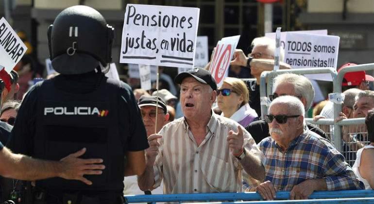 Las pensiones más altas, en País Vasco; las más bajas, en Extremadura