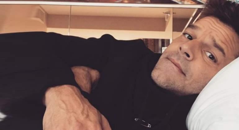 Se lesiona Ricky Martin
