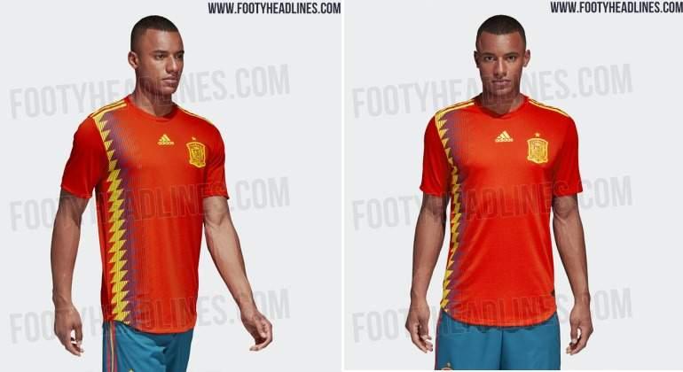 b830fae87393c La RFEF anula la presentación de la nueva camiseta de la selección española
