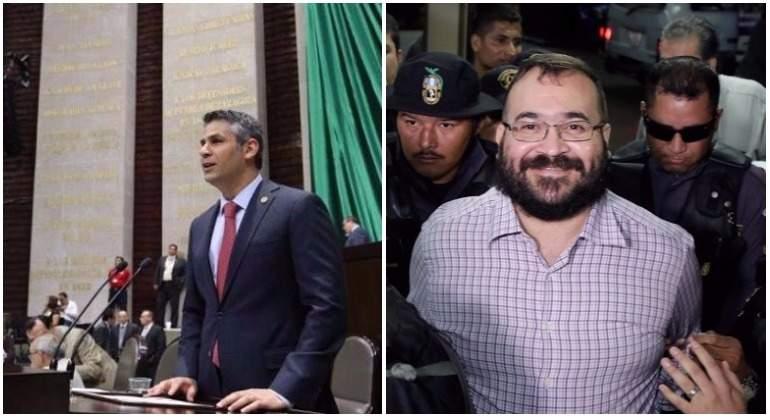 Frena comisión instructora desafuero de Tarek Abdalá por inconsistencias