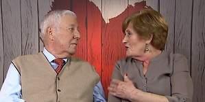 Romántica cita de dos jubilados en First Dates