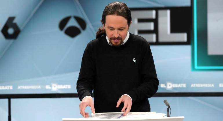 3ee2d7613e160 ¿Por qué Pablo Iglesias utilizó la marca de izquierdas 198 para vestir más  elegante en el debate  - elEconomista.es