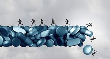Las drogas masacran a EEUU: más muertes por sobredosis en 2016 que en toda la guerra de Vietnam