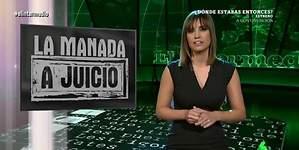 El aplaudido alegato de Sandra Sabatés por el juicio de La Manada