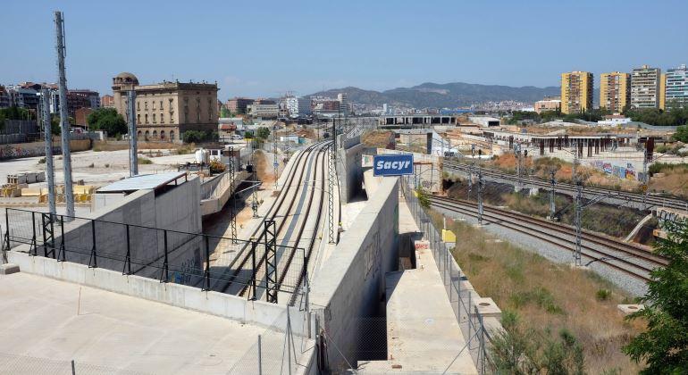El precio de la estación de La Sagrera se infló un 11,4% sin justificación