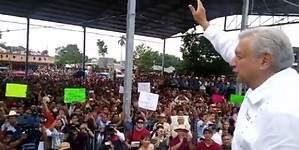 AMLO le abre las puertas a militantes del PVEM de Chiapas