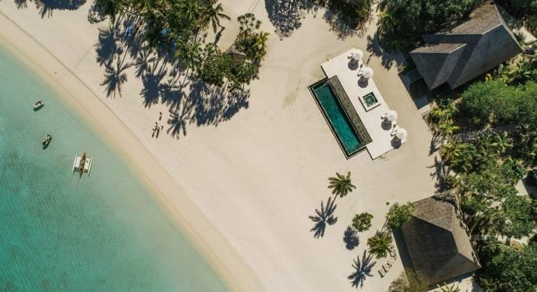 3c1d47c5aec Una isla privada o una casa con viñedo: así es el Airbnb de los ricos