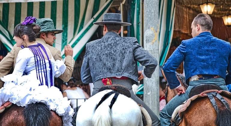 0816f5035 Cómo deben vestir los hombres en la Feria de Abril? - EcoDiario.es