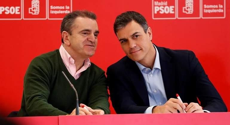 Resultado de imagen de El líder del PSOE en Madrid