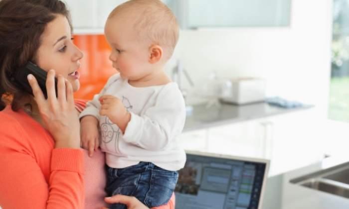 La OCU anima a reclamar el IRPF de la prestación por maternidad