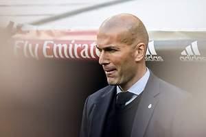 El PSG tantea a Zidane si deja el Madrid