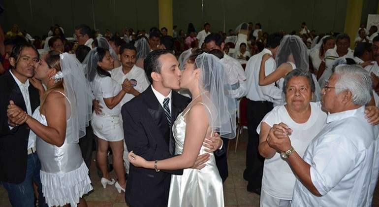 Matrimonio Union Libre : Matrimonios en méxico van a la baja más personas