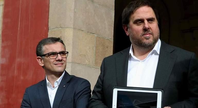 La agenda del procés revela el rol de Mas, Rovira, Gabriel y el juez Viver en el Comité Estratégico