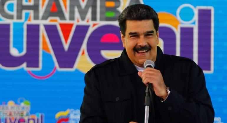 EEUU amenaza a Maduro con una respuesta significativa si usa la violencia contra Guaidó