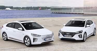 Hyundai Ioniq: la primera oferta total en vehículo eléctrico